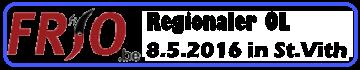 Einladung Regionaler Lauf 08.05.2016